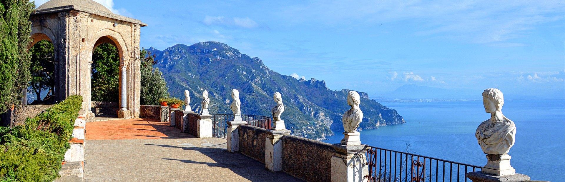 5 reasons to visit Ravello on your Amalfi Coast yacht charter