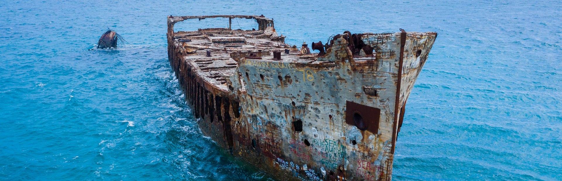 SS Sapona Image 1