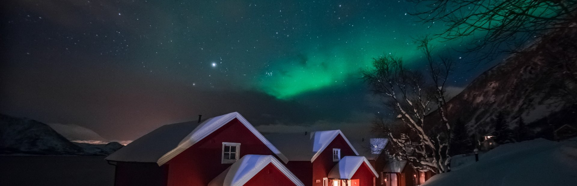 Northern Lights Image 1