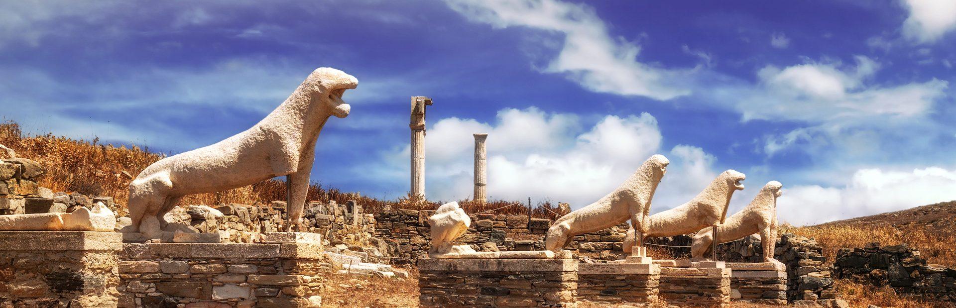 Delos (Dhílos) Image 1