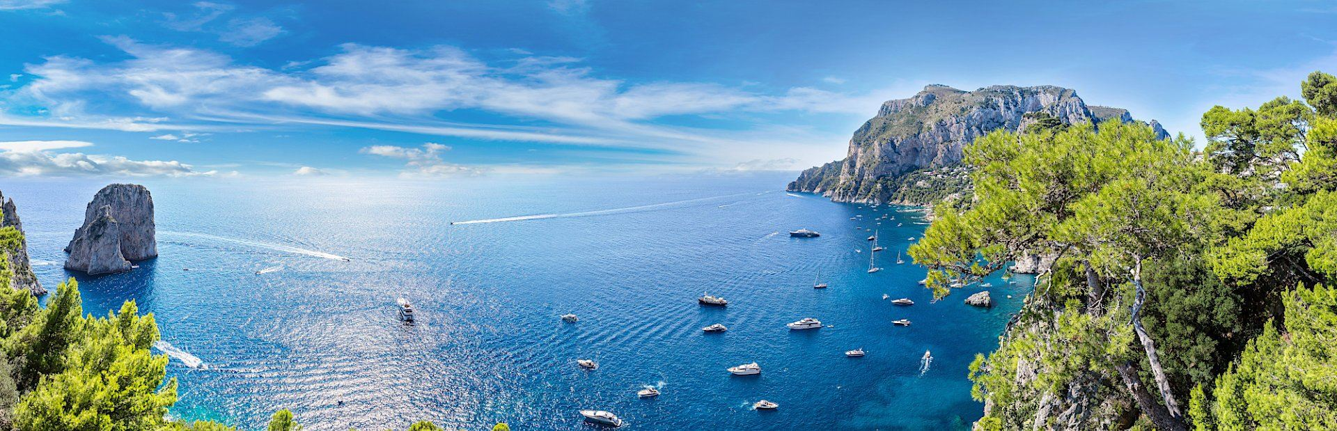 Luxury Yacht Charter Amalfi Coast
