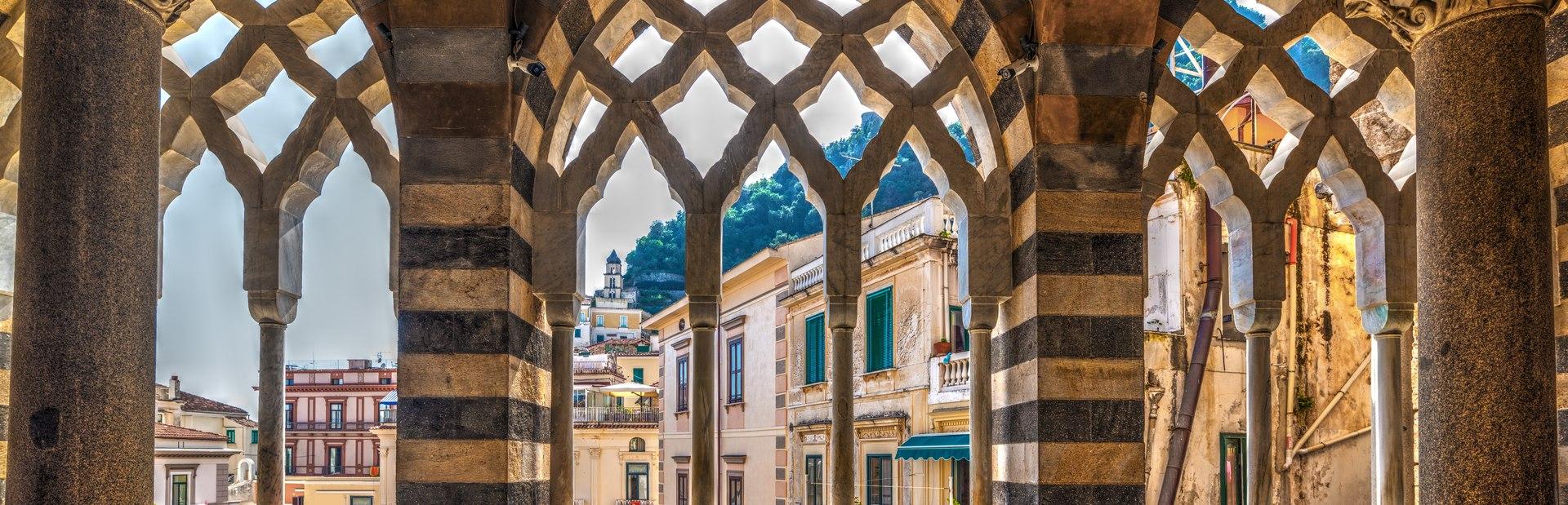 Amalfi charter itineraries