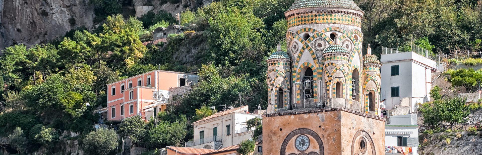 Amalfi climate photo