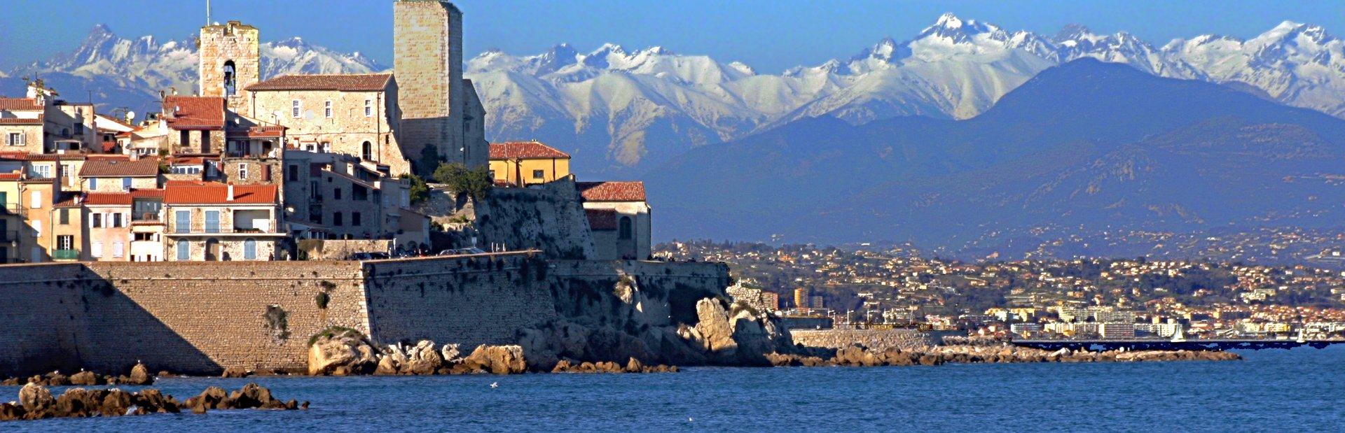 A bay of impressive natural beauty