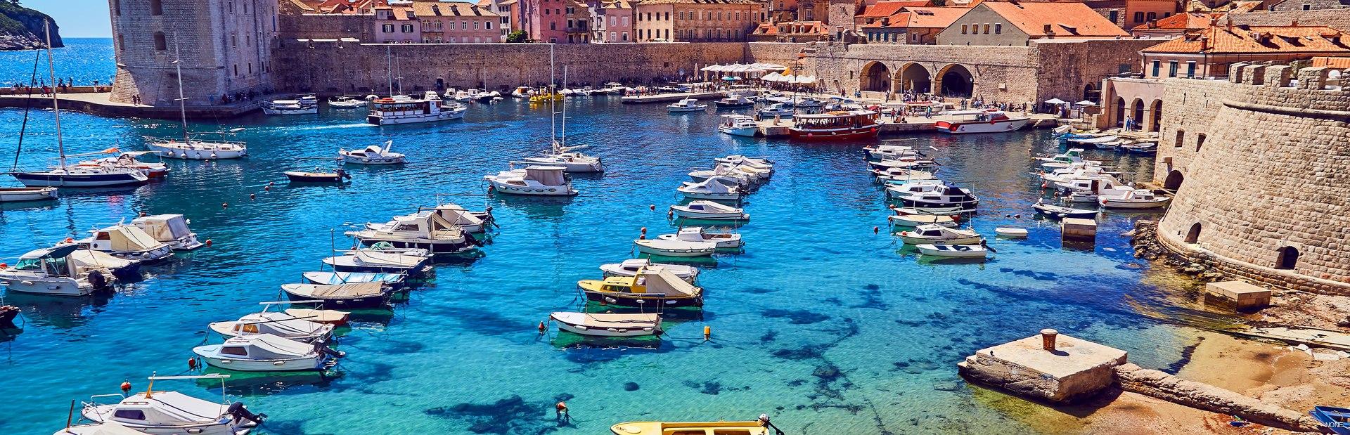 Dubrovnik charter itineraries