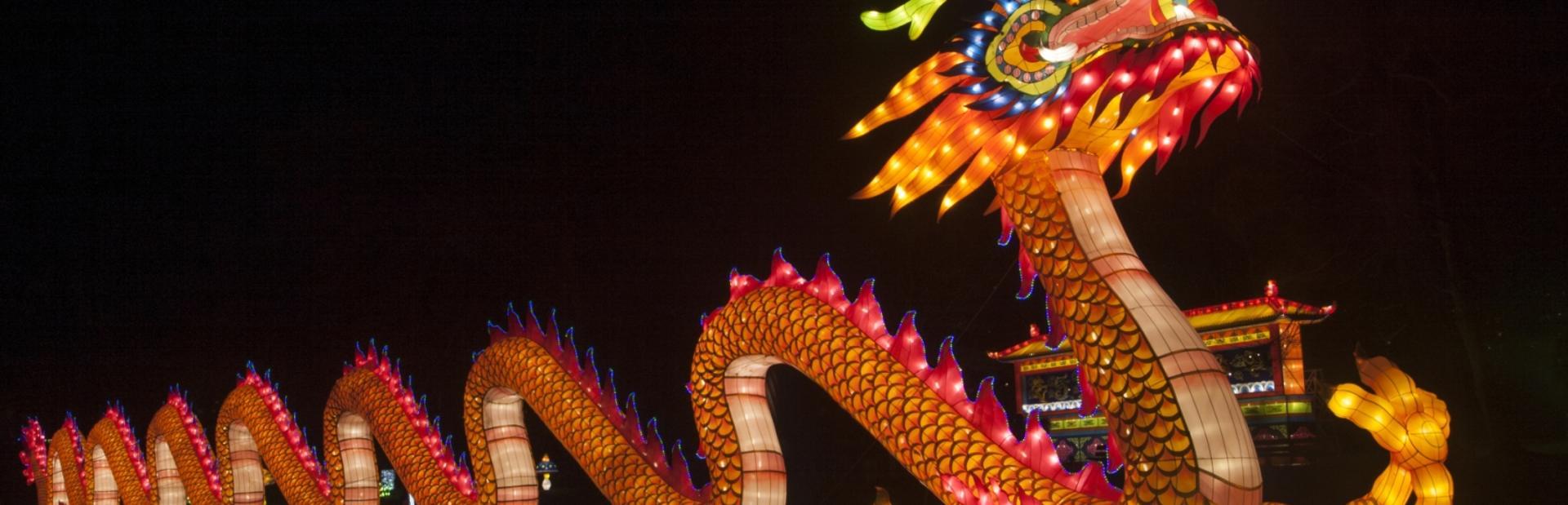China charter itineraries
