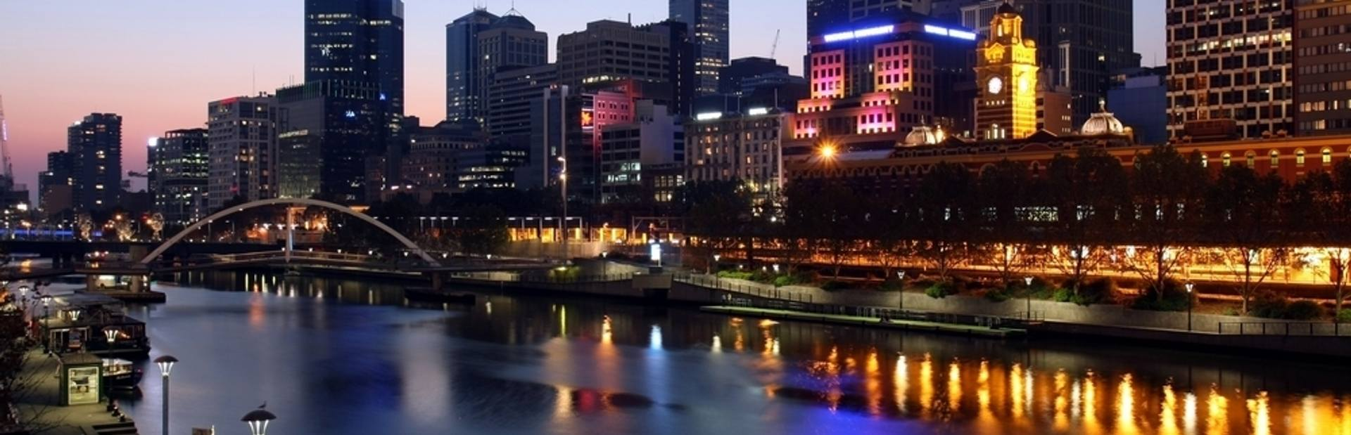 Melbourne charter itineraries