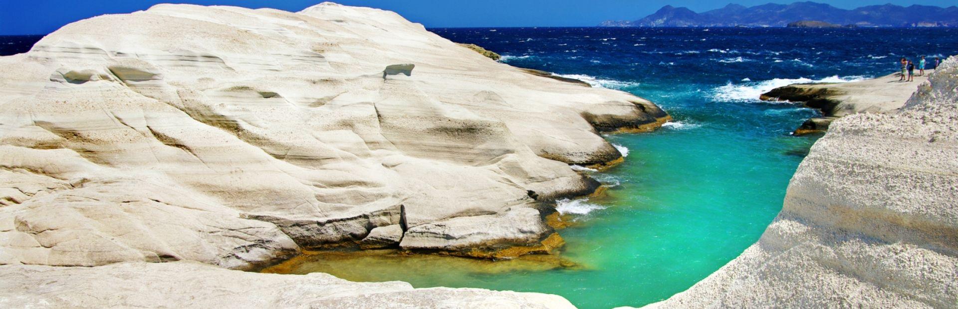 Cyclades Islands photo tour
