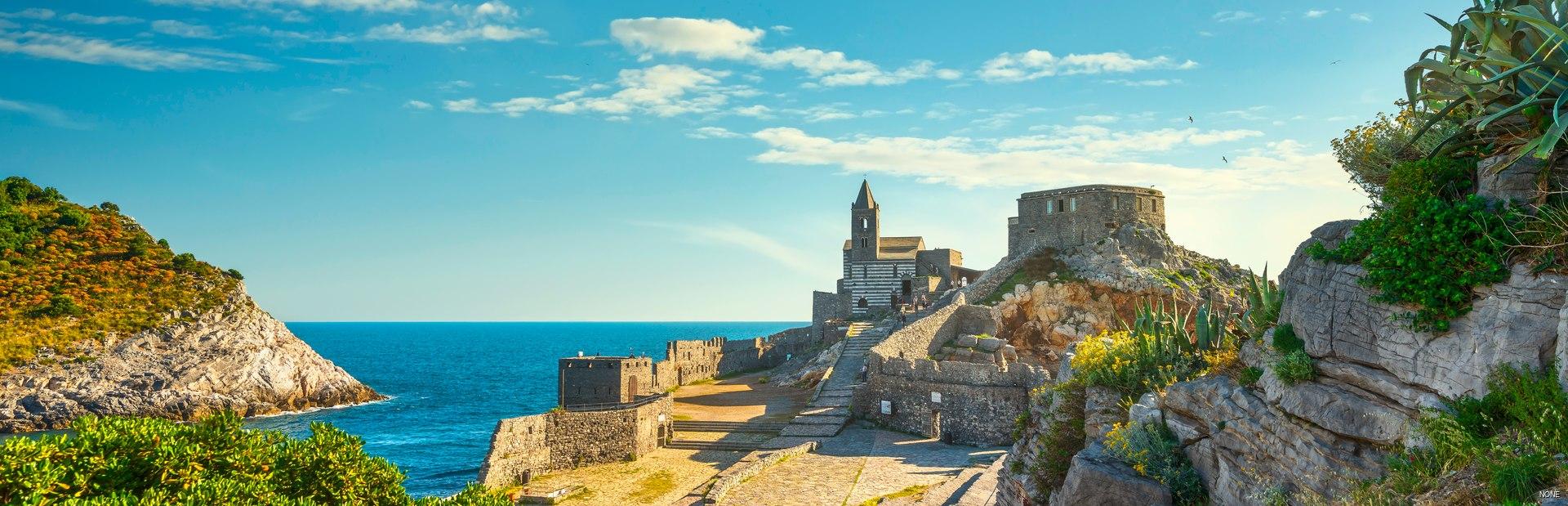 Portovenere charter itineraries