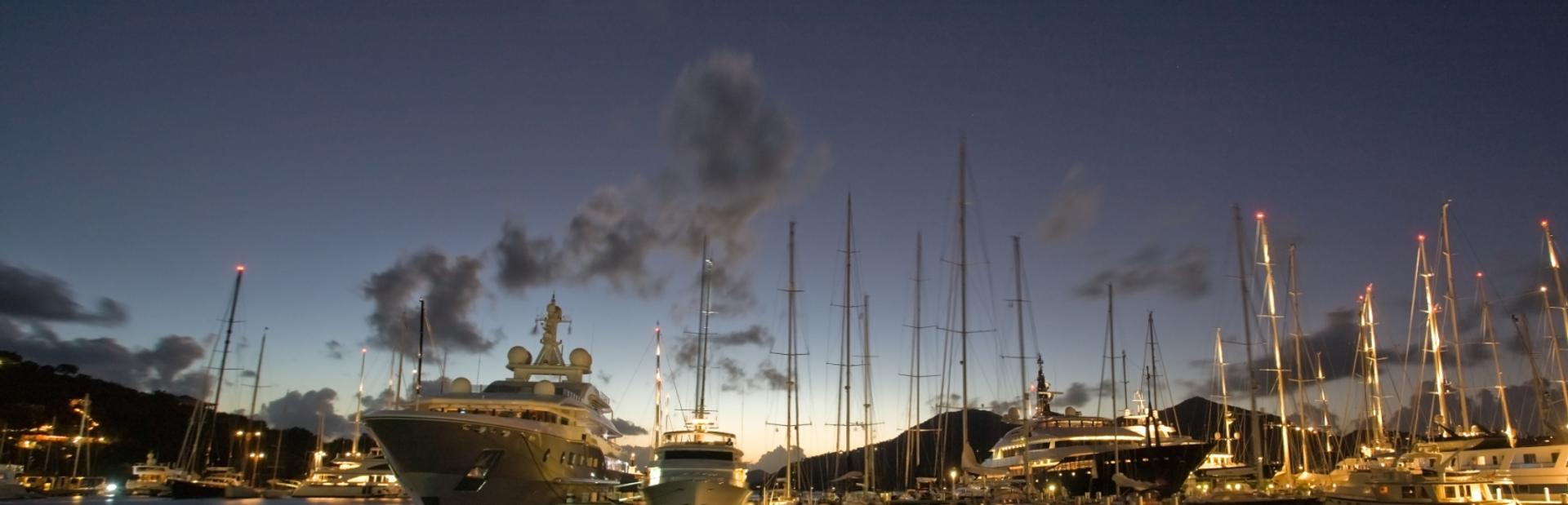 Book Your Ticket to the Antigua Yacht Show