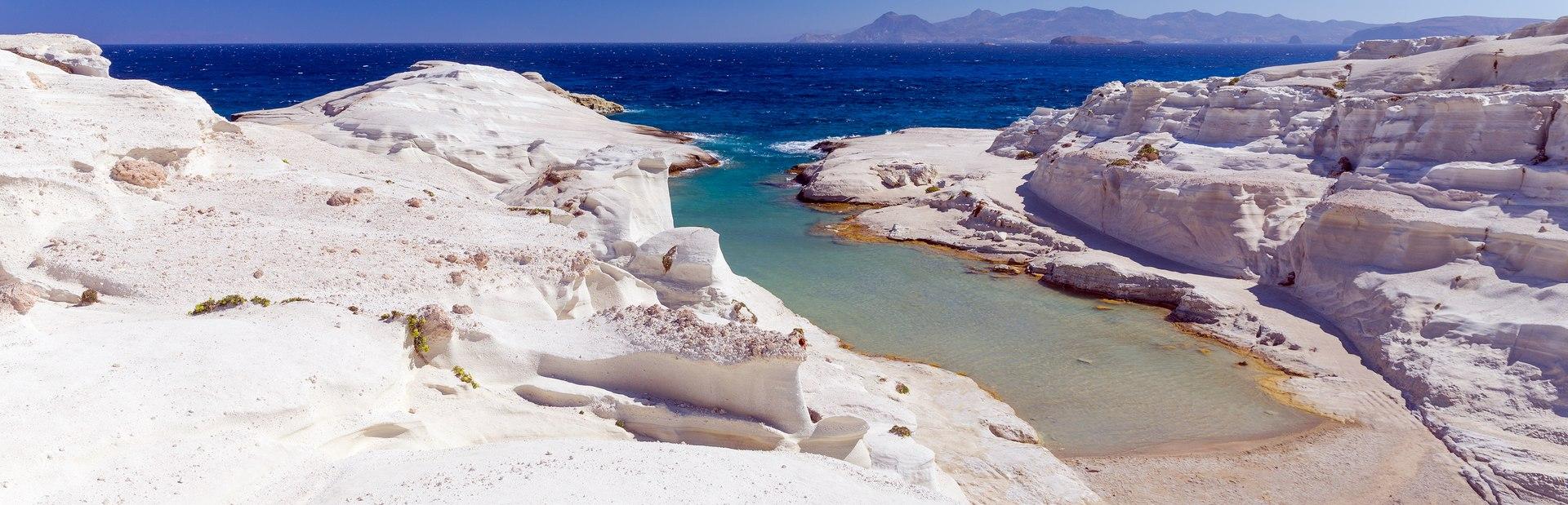 East Mediterranean charter itineraries