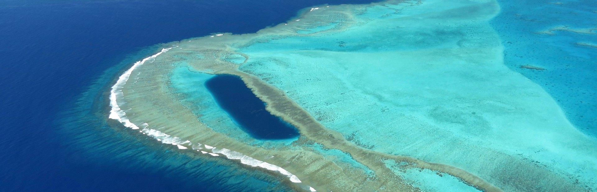 New Caledonia interactive map