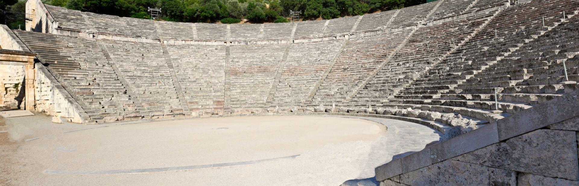 Epidavros guide