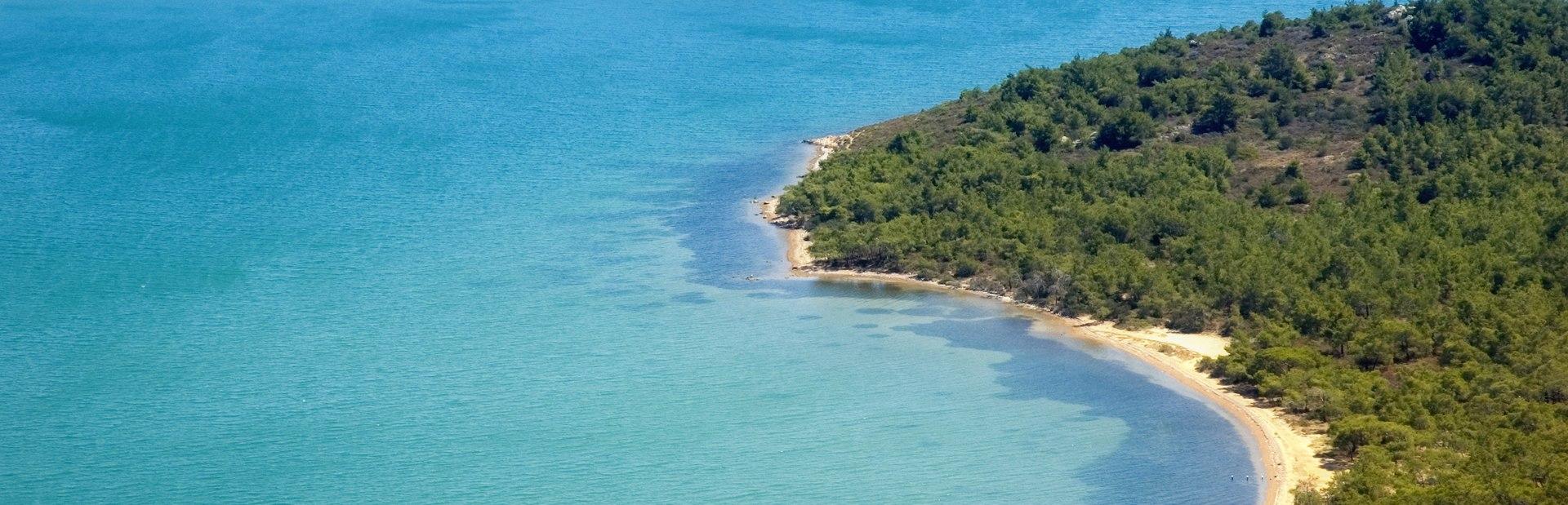 Aegean Islands climate photo