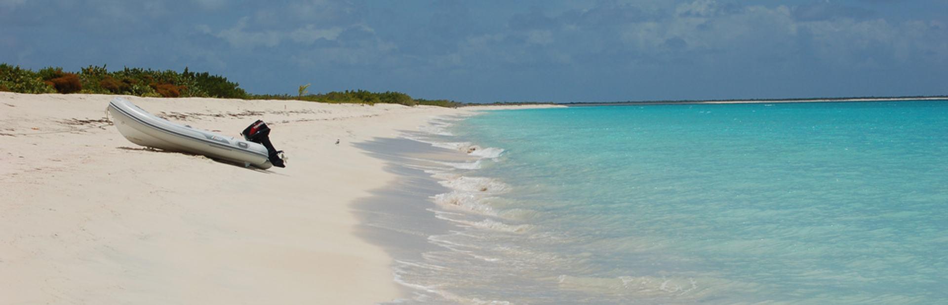 Barbuda interactive map