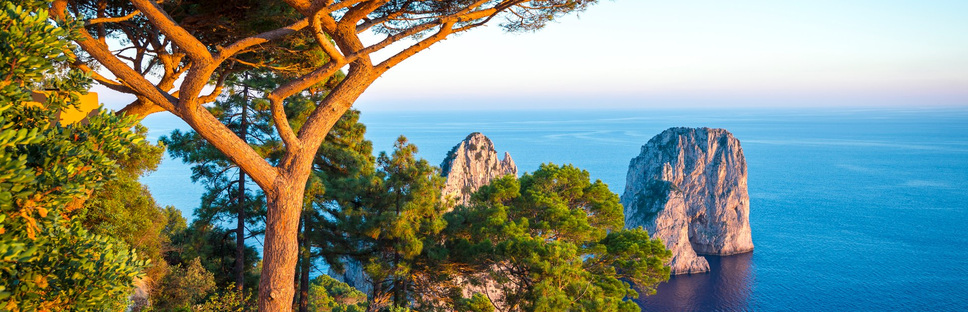 Capri climate photo