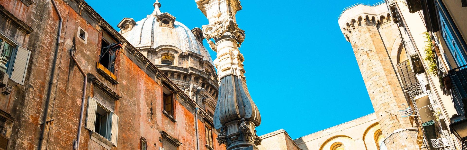 Naples climate photo