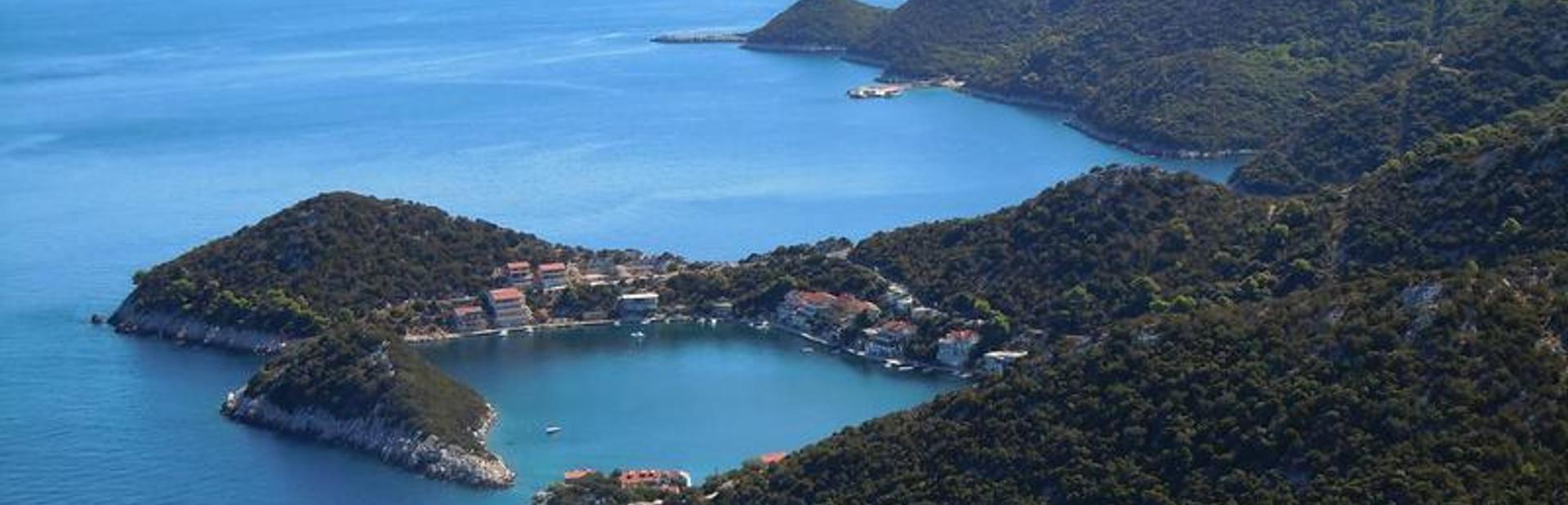 Lastovo Island charter itineraries
