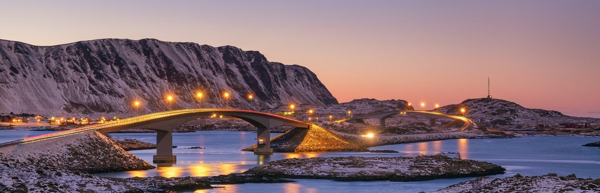 Frænfjorden charter itineraries