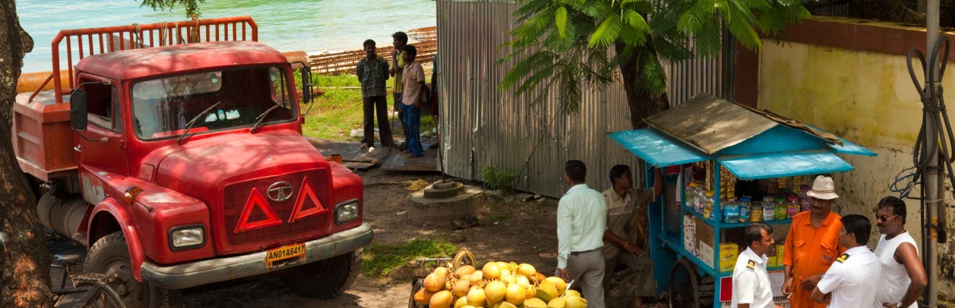 Andaman Islands climate photo