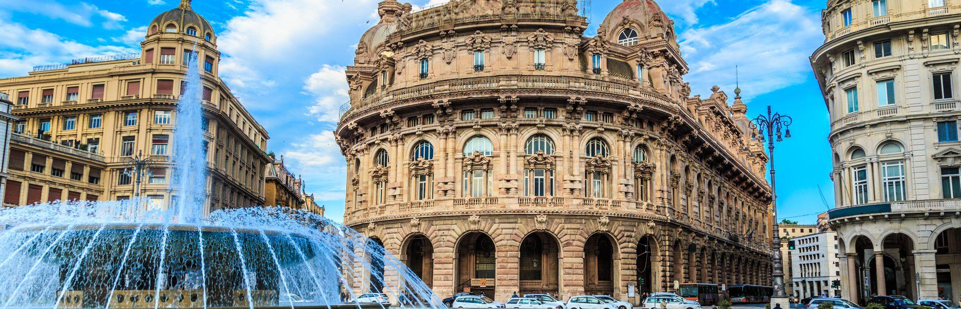 Genoa photo tour