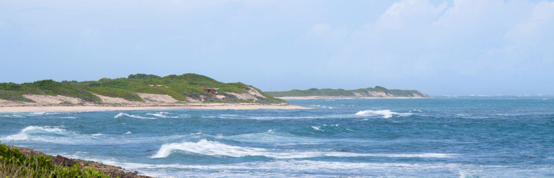 Barbuda charter itineraries