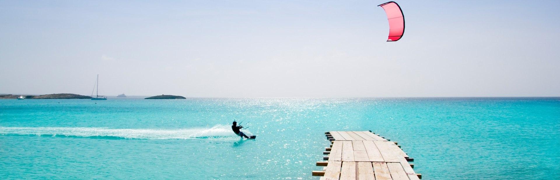Formentera climate photo