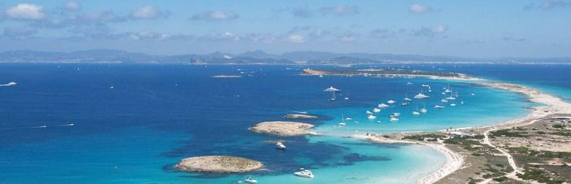 Formentera charter itineraries