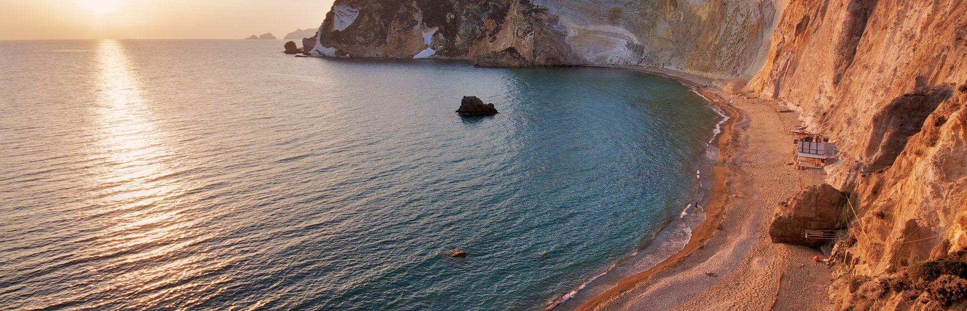 Ponza charter itineraries
