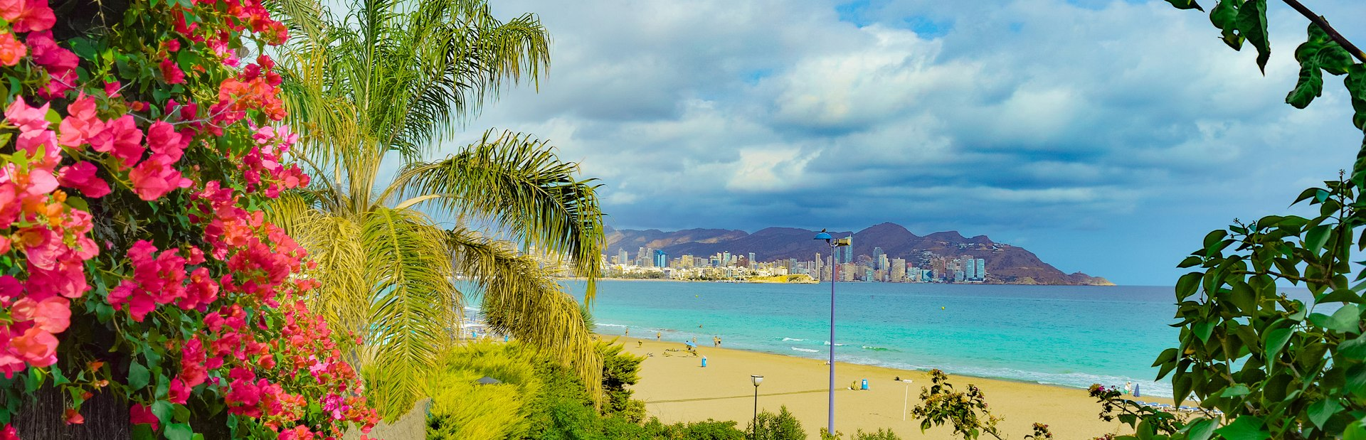 The Balearics climate photo