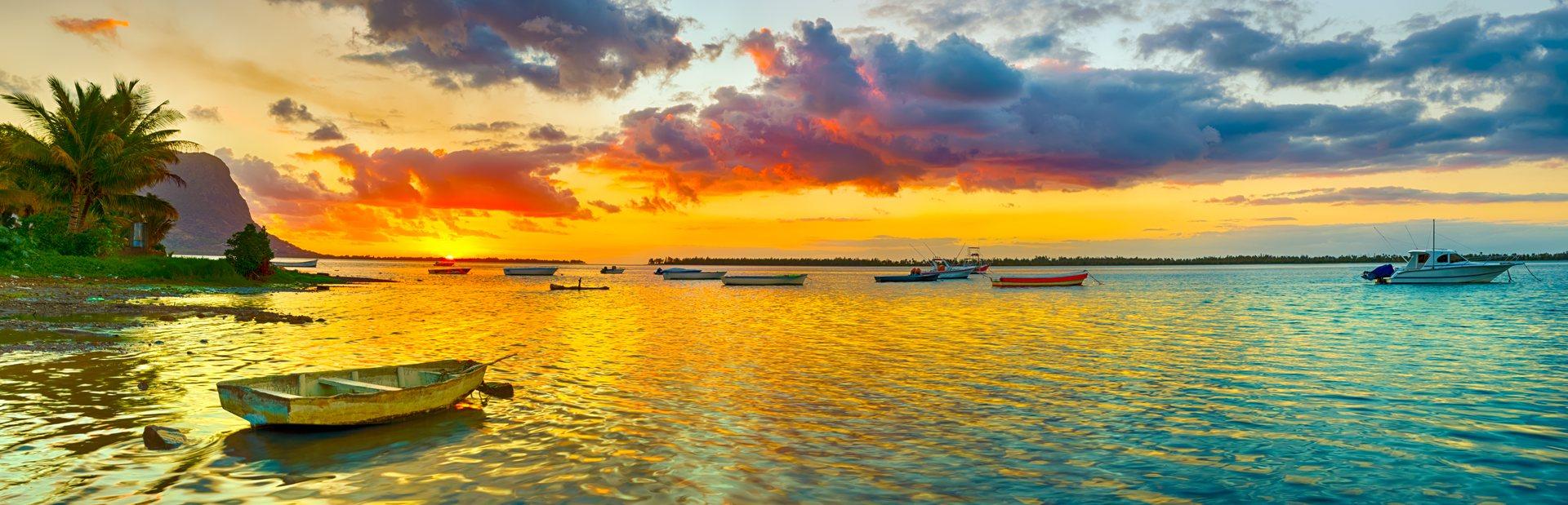 Indian Ocean charter itineraries