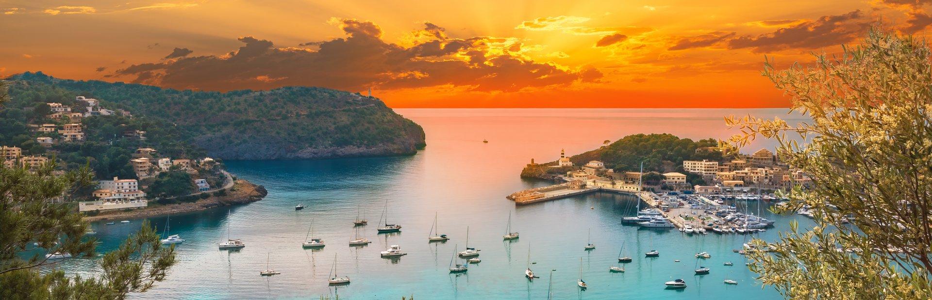 The Balearics photo tour