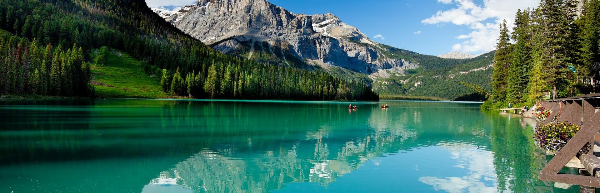 British Columbia guide