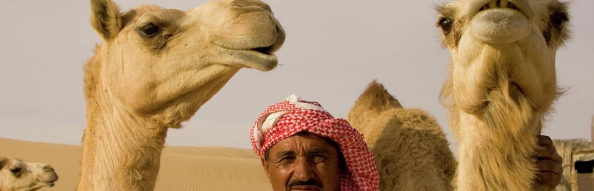 Arabian Gulf interactive map
