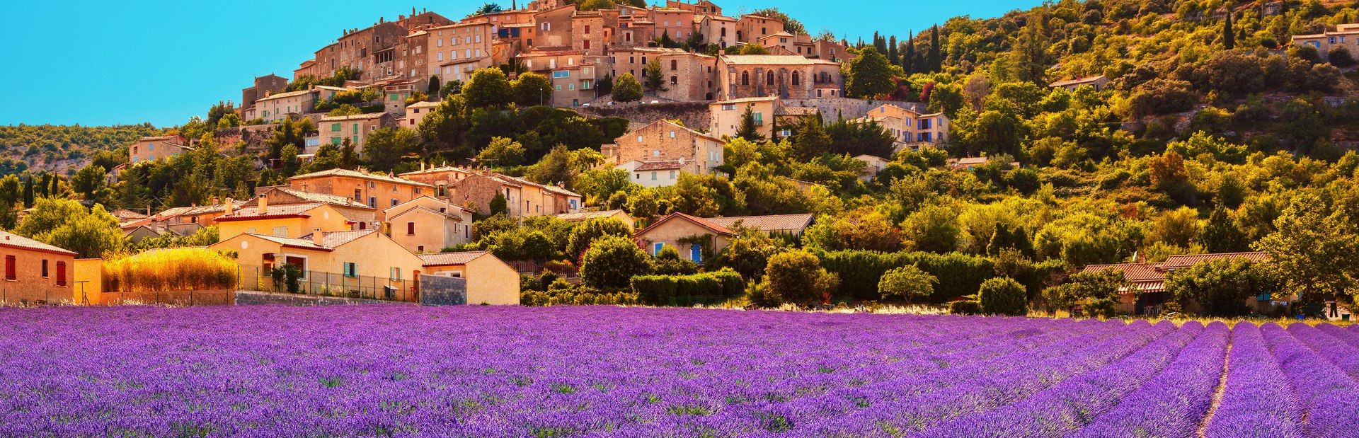French Riviera charter itineraries