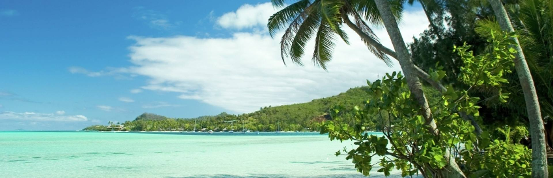 French Polynesia charter itineraries