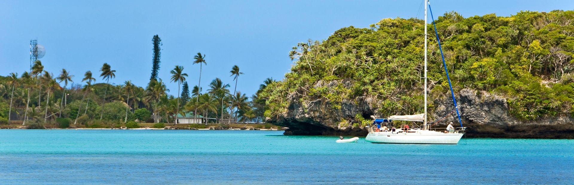 New Caledonia climate photo