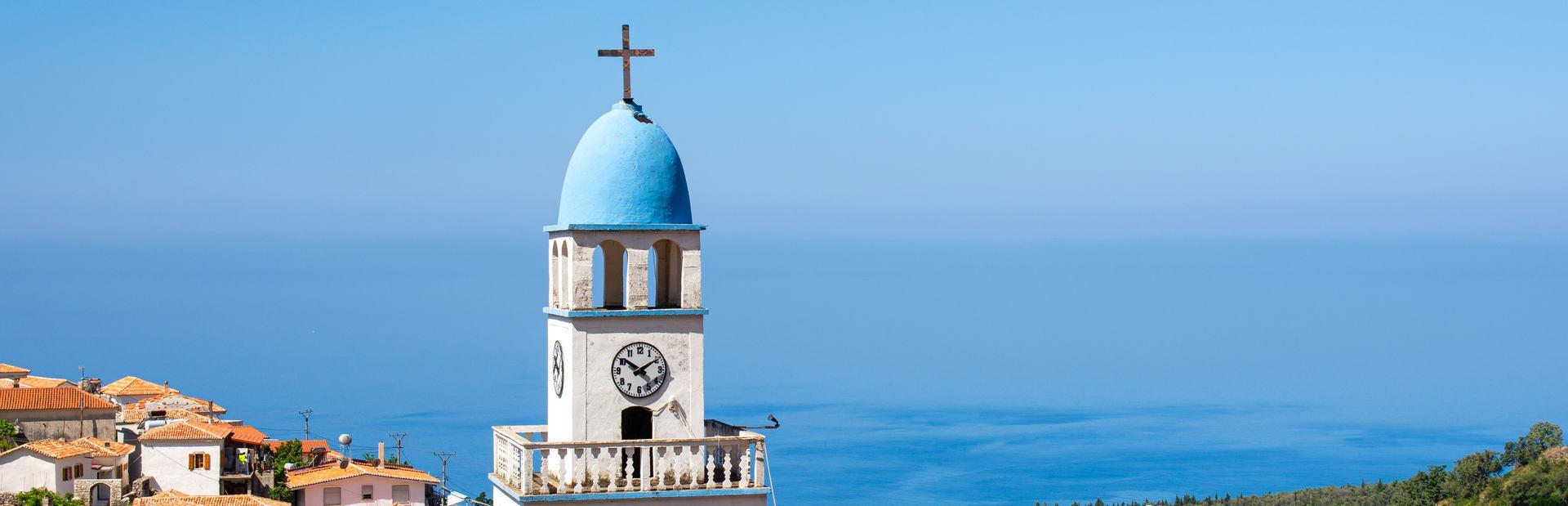 Albania charter itineraries