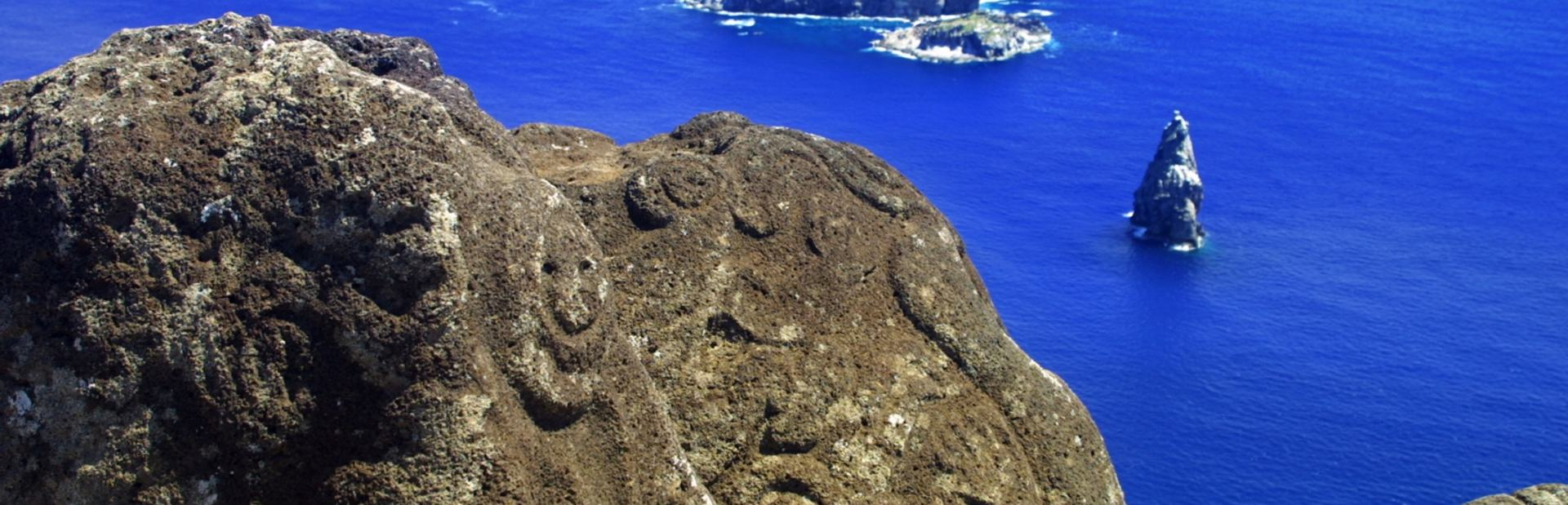 Easter Island charter itineraries