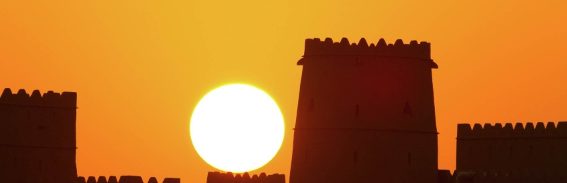 Arabian Gulf photo tour