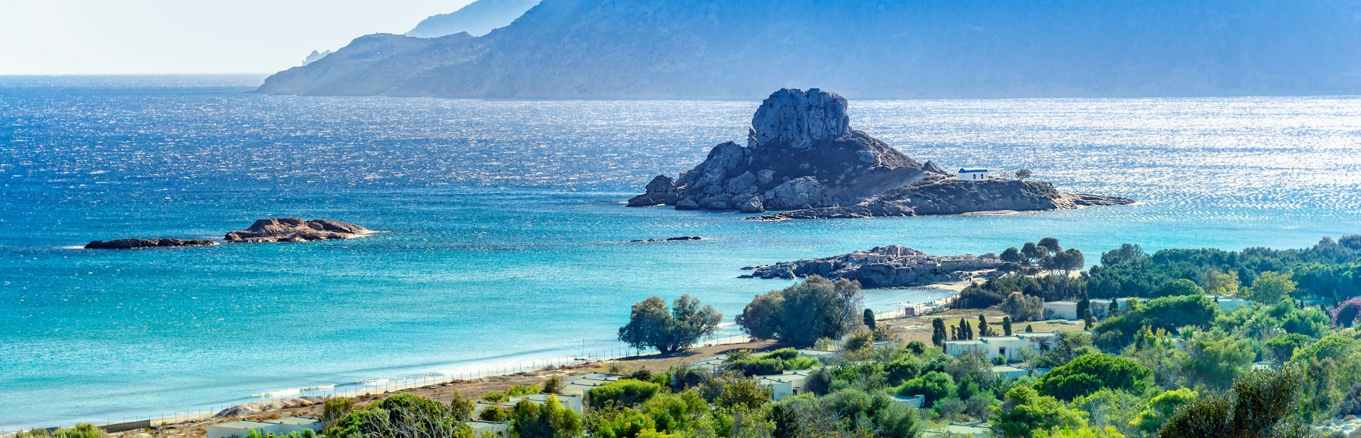 Greece charter itineraries