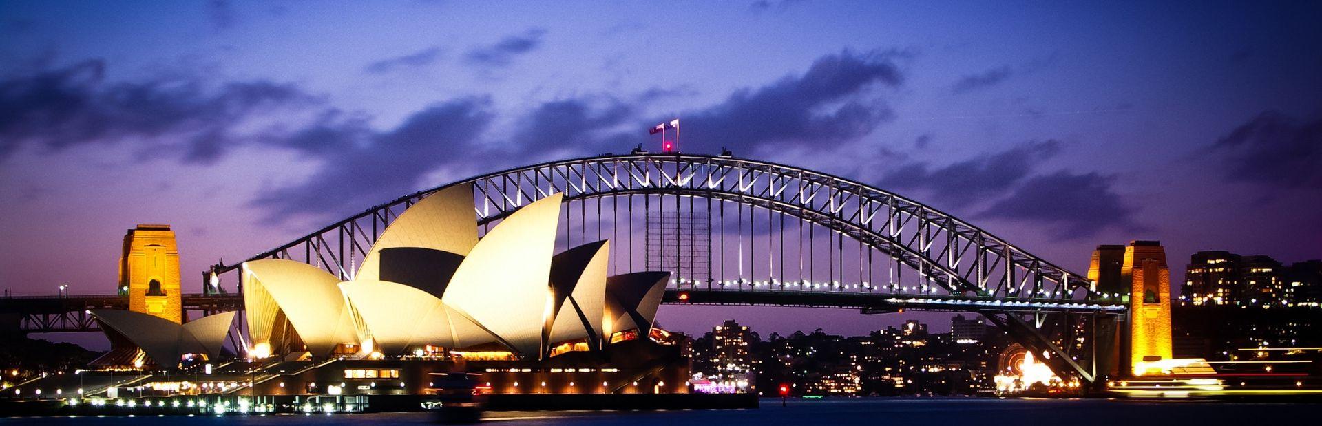 Sydney climate photo