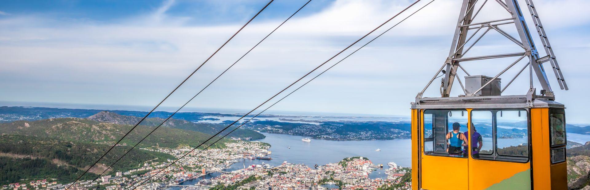 Bergen charter itineraries
