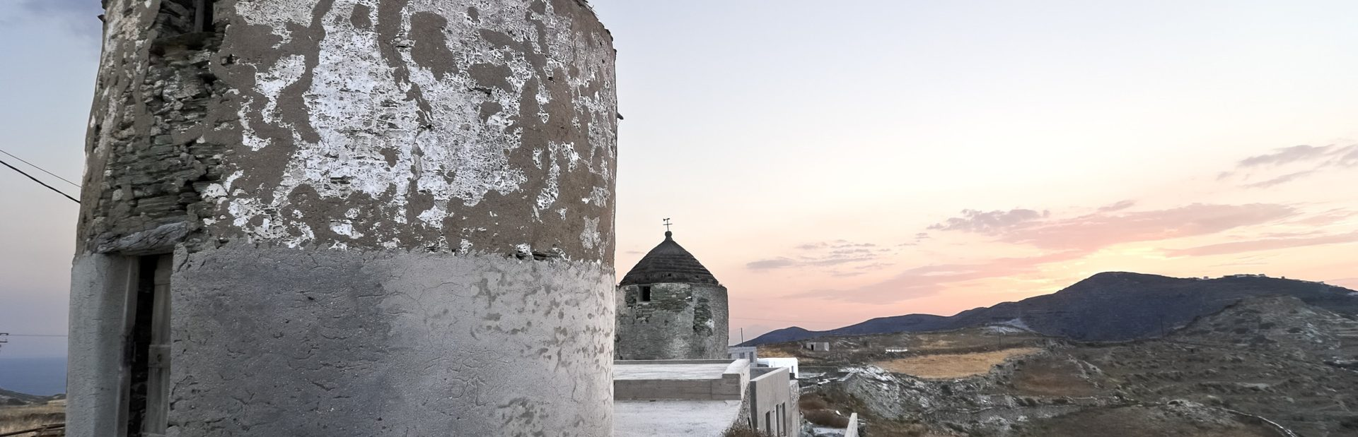 Folegandros climate photo