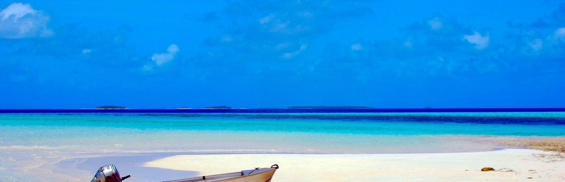 Marshall Islands charter itineraries