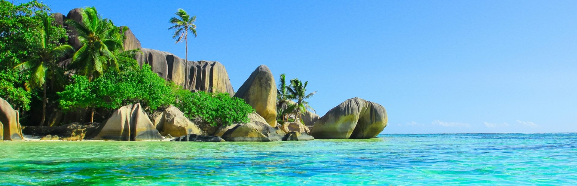 Enjoy the Beautiful Waters of the Seychelles