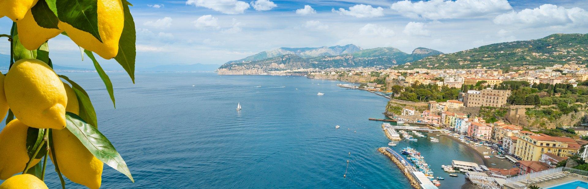 Amalfi interactive map