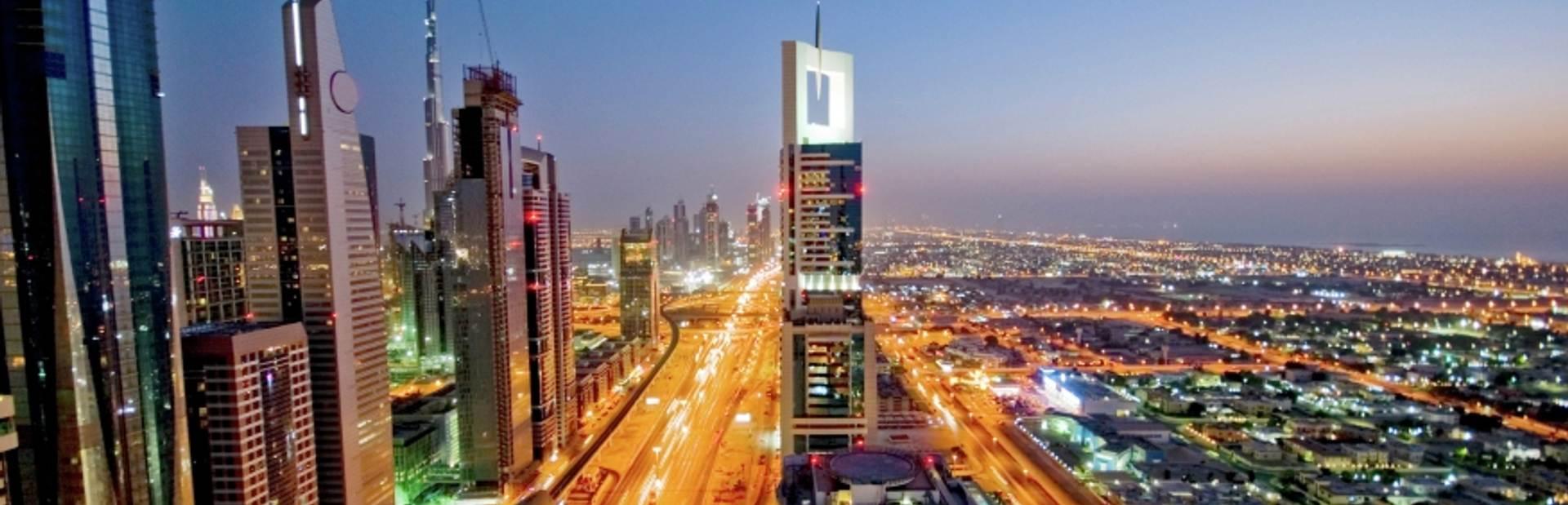 Dubai charter itineraries
