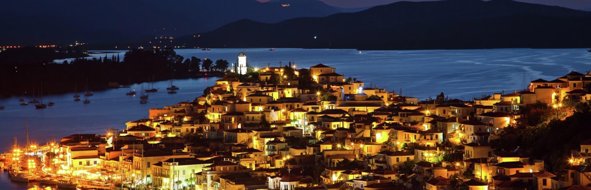 Saronic Islands guide