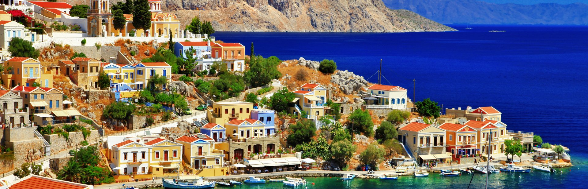 Greece climate photo